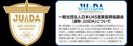 一般社団法人日本UAS産業振興協議会(通称:JUIDA)について